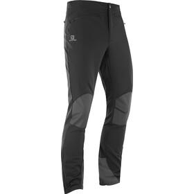 Salomon Wayfarer Mountain Pantalones Hombre, black